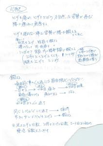 谷田大輔手紙③
